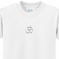 Aum Hindu Patch Kids Yoga T-shirts