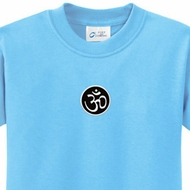 Aum Patch Kids Yoga T-shirts
