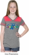 Autism Accept Understand Love Girls Football Shirt