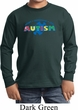 Autism Accept Understand Love Kids Long Sleeve Shirt