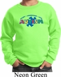 Autism Accept Understand Love Kids Sweat Shirt