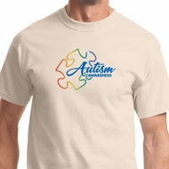 Autism Awareness Puzzle Mens Shirts