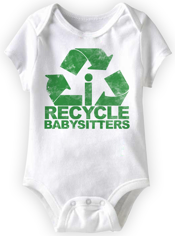 44672a4434fa Baby Funny Romper Recycle Infant White Babies Creeper - Funny Baby Rompers