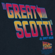 Back To The Future Great Scott Shirts