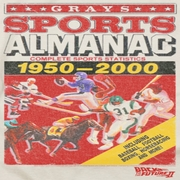 Back To The Future II Sports Almanac Shirts