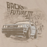 Back To The Future III Cowboys And Indians Shirts