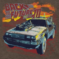 Back To The Future III Wild West Shirts