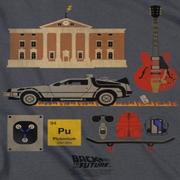 Back To The Future Items Shirts