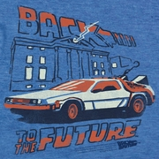 Back To The Future Lightning Strikes Shirts