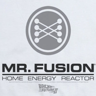 Back To The Future Mr.Fusion Shirts