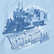 Back To The Future Train Shirts