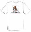 Basset Hound T-shirt - I'm a Proud Owner of a Basset Hound Tee