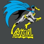 Batgirl Juniors T-Shirts