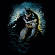 Batman Juniors T-Shirt - Bat Cave Black Tee