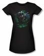 Batman Juniors T-Shirt - Surprise Black Tee
