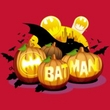 Batman Kids T-Shirt - Bat O Lanterns Youth Red Tee
