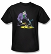Batman Kids T-Shirt - Detective #69 Cover Youth Black Tee