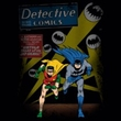 Batman Kids T-Shirt - Dynamic Duo Youth Black Tee