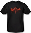 Batman Kids T-Shirt - Gotham Knight Youth Black Tee