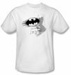 Batman Kids T-Shirt - I Am Vengeance Youth White Tee