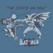 Batman Kids T-Shirt - The Joke's On You Youth Carolina Blue Tee