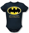 Batman Romper - I'm Batman Navy Infant Creeper