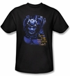 Batman T-Shirt - Arkham Bane Adult Black