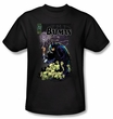 Batman T-Shirt - Cover #516 Adult Black Tee