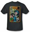 Batman T-Shirt - Detective #380 Adult Charcoal Tee