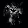 Batman T-Shirt - Materialized Adult Black Tee