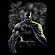 Batman T-Shirt - Villains Unleashed Adult Black Tee