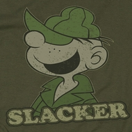 Beetle Bailey Slacker Shirts