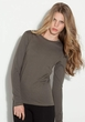 Bella Ladies Long Sleeve Shirt 100% Cotton Jersey T-Shirt Tee