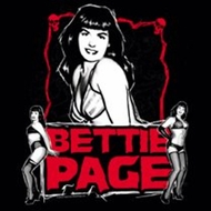 Bettie Page Ladies T-Shirts