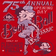 Betty Boop Boop Ball Shirts