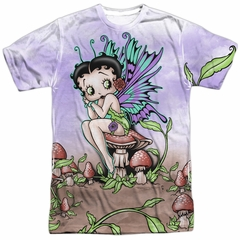 Betty Boop Fairy Sublimation Shirt