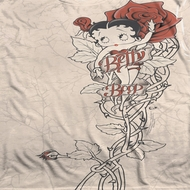Betty Boop Thorn Boop Sublimation Shirts
