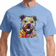 Beware of Pit Bulls Mens Shirts