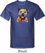 Beware of Pit Bulls They Will Steal Your Heart Mens Tall Shirt