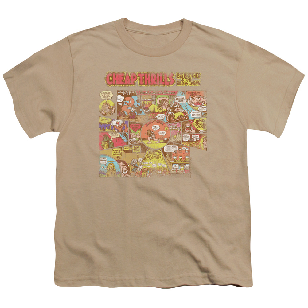 Big brother and the holding company kids shirt cheap for Cheap company t shirts