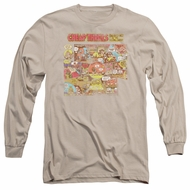 Big Brother And The Holding Company Long Sleeve Shirt Cheap Thrills Sand Tee T-Shirt