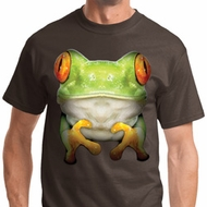 Big Frog Face Shirts