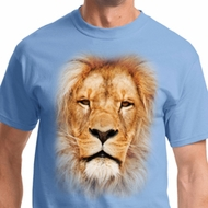 Big Lion Face Shirts