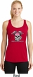 Bikers Against Breast Cancer Ladies Dry Wicking Racerback Tank Top