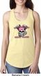 Bikers Against Breast Cancer Ladies Ideal Tank Top