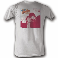 Bill And Ted Shirt 4 Square White Tee T-Shirt