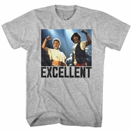 Bill And Ted Shirt Excellent Athletic Heather T-Shirt