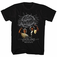 Bill And Ted Shirt Wyld Stallyns Black T-Shirt