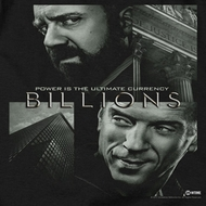 Billions Currency Poster Shirts