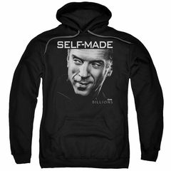 Billions Hoodie Self Made Black Sweatshirt Hoody